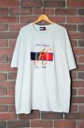 90s TOMMY HILFIGER Tee/ブート