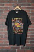 90s ロックTee/NEIL YOUNG