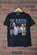 90s ロックTee/THE BEATLES